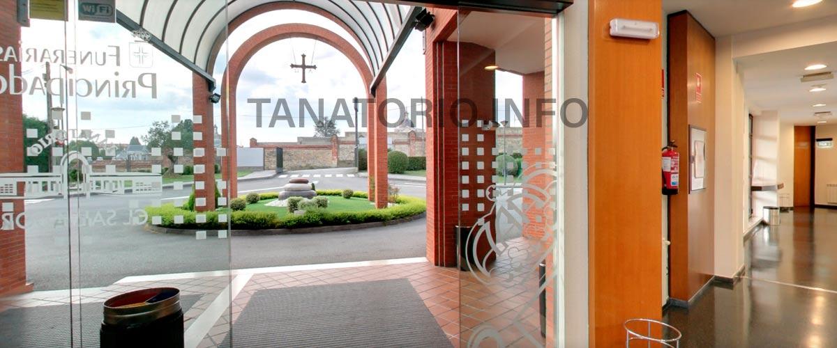 Tanatorio San Salvador Oviedo como llegar