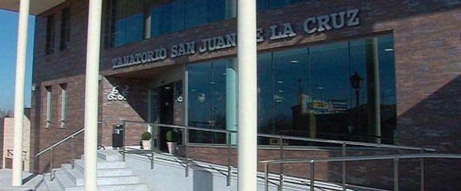 Tanatorio segoviano San Juan de la Cruz