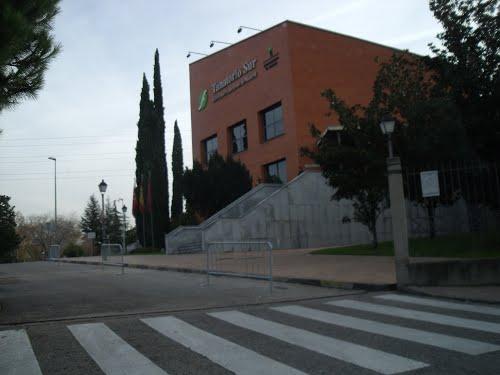 tanatorio carretera de Toledo