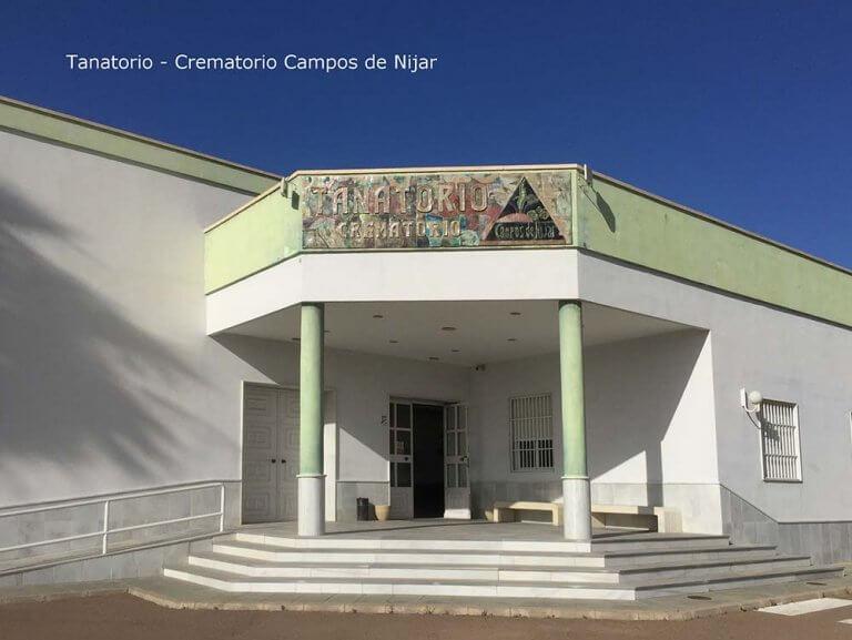 Crematorio Campos de Níjar