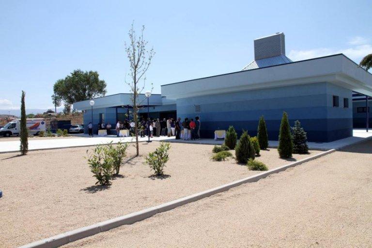 Crematorio de Segovia