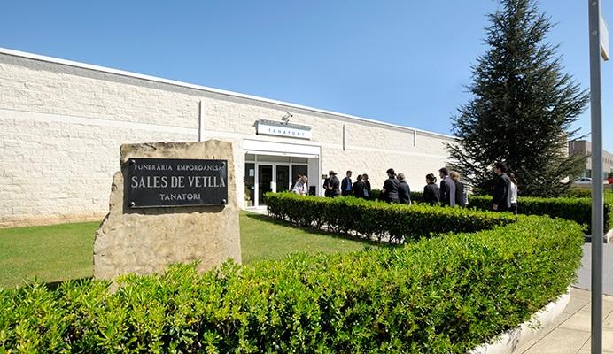 Tanatorio – Crematorio de Figueres