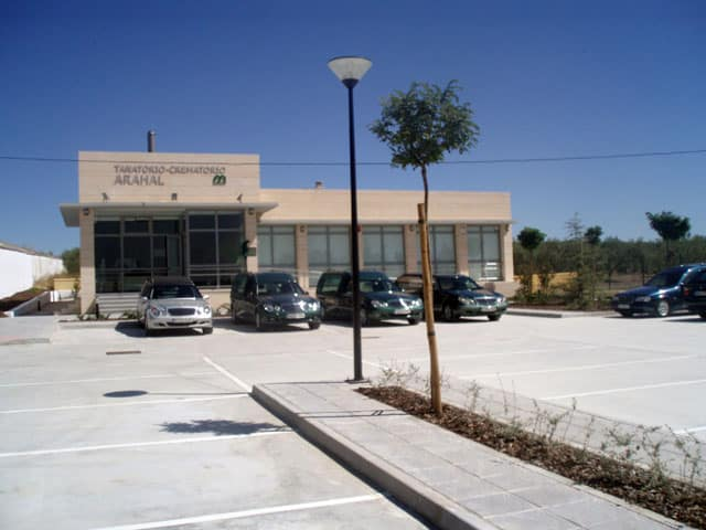 Tanatorio Arahal