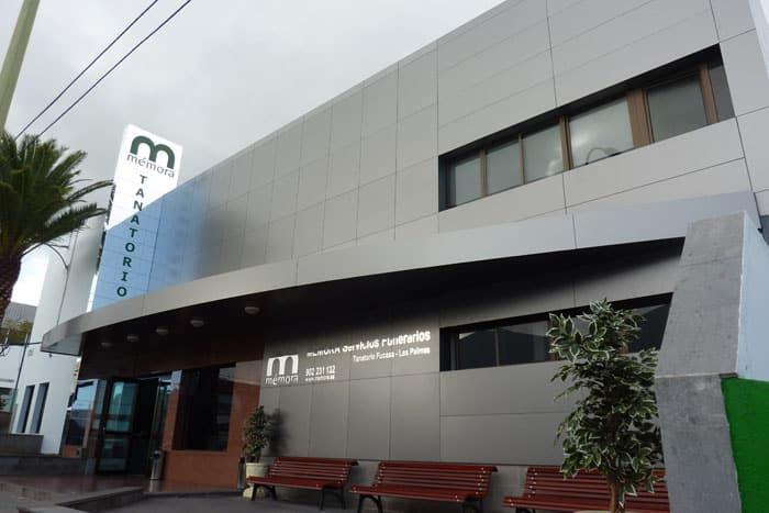 Tanatorio Crematorio Fucasa Las Palmas