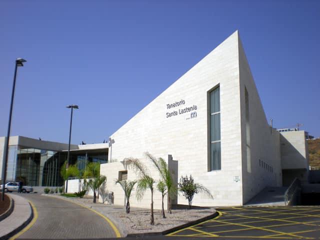 Tanatorio Crematorio La Laguna