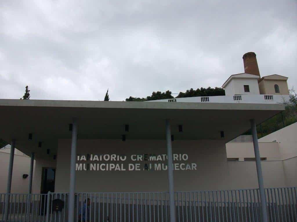 Tanatorio Crematorio Municipal de Almuñécar