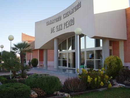 Tanatorio Crematorio San Pedro
