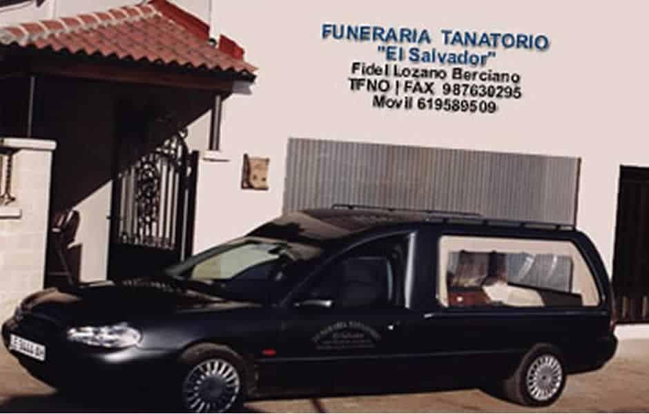 Tanatorio El Salvador de Destriana