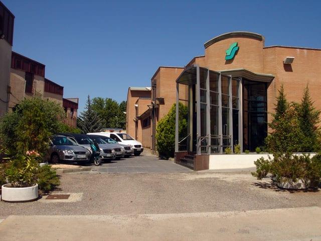 Tanatorio Hermanos de Santander Huesca