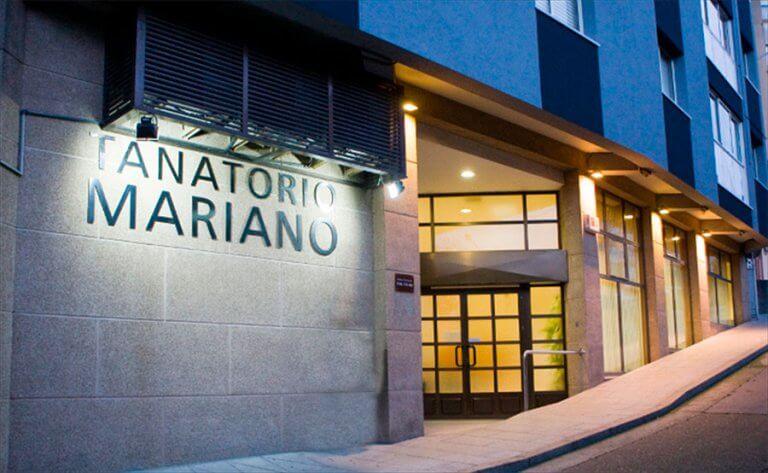 Tanatorio Mariano