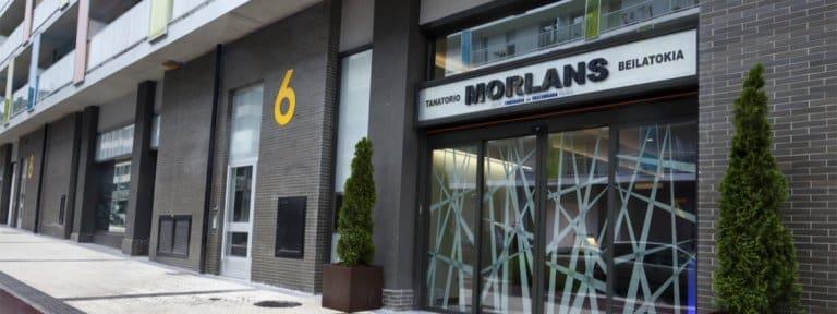 Tanatorio Morlans