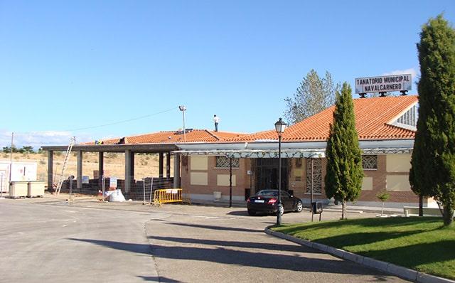 Tanatorio Municipal Navalcarnero