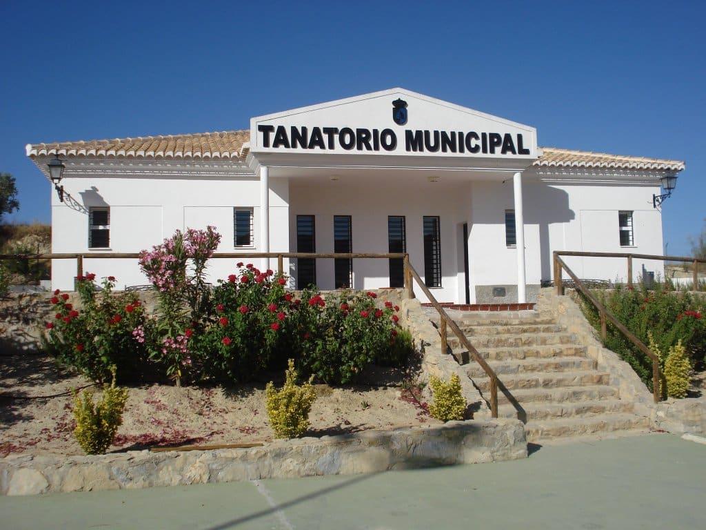 Tanatorio Municipal de Algarinejo