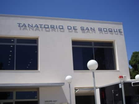 Tanatorio San Roque