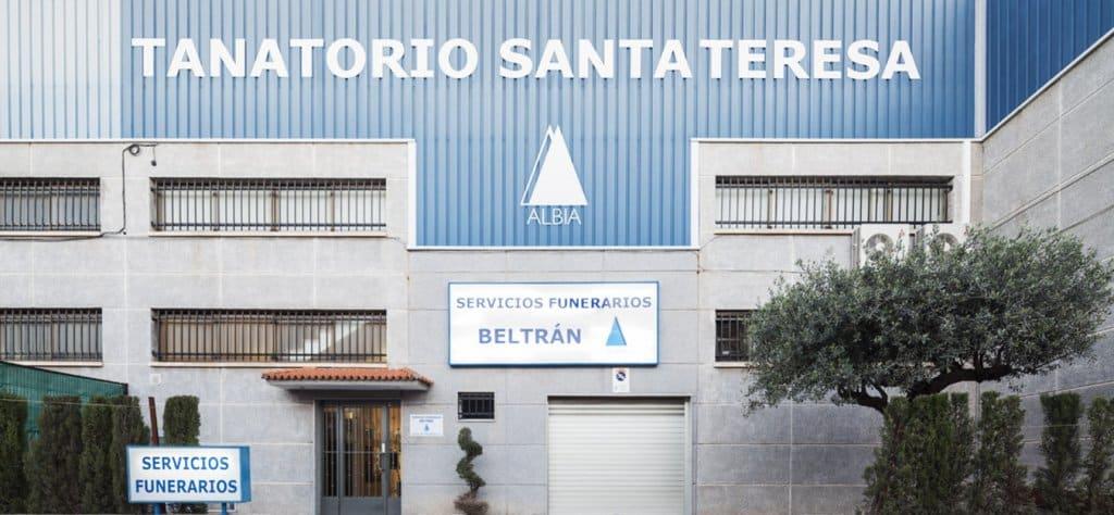 Tanatorio Santa Teresa