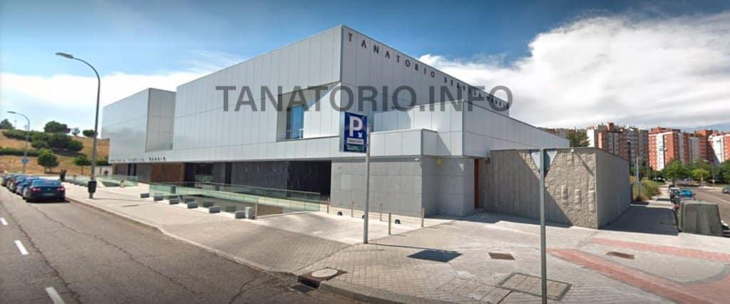Tanatorio Servisa Madrid