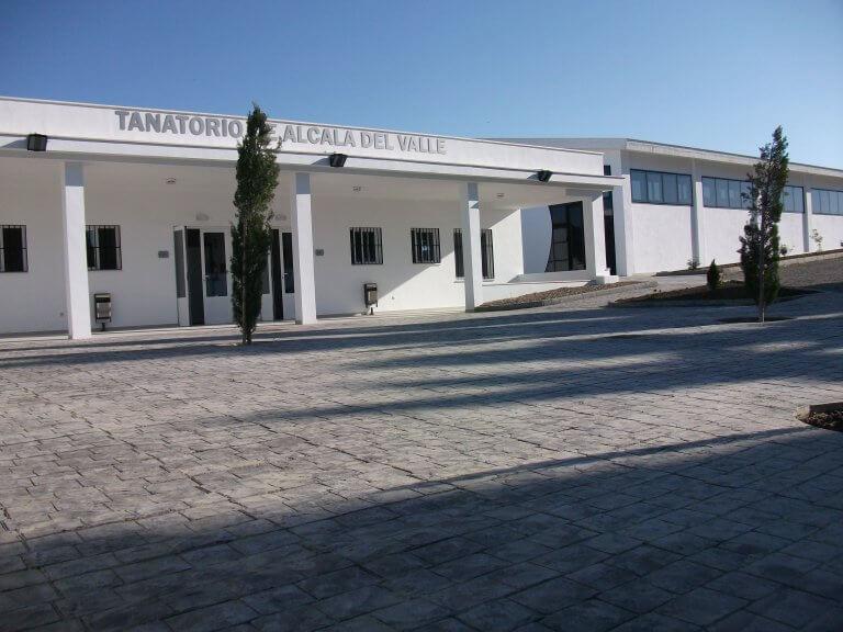 Tanatorio de Alcalá del Valle
