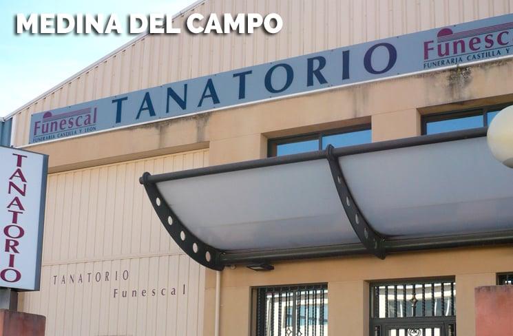 Tanatorio de Medina del Campo