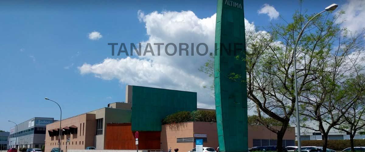como llegar al Tanatorio Altima de Sant Boi de Llobregat