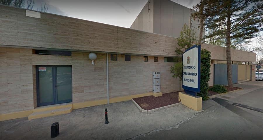 crematorio municipal de albacete