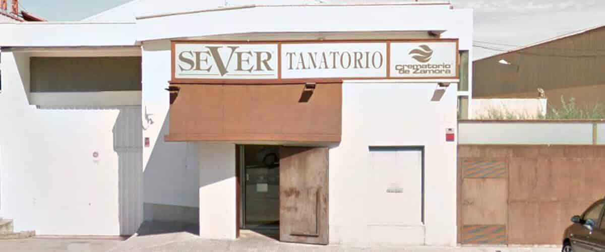 crematorio zamora server