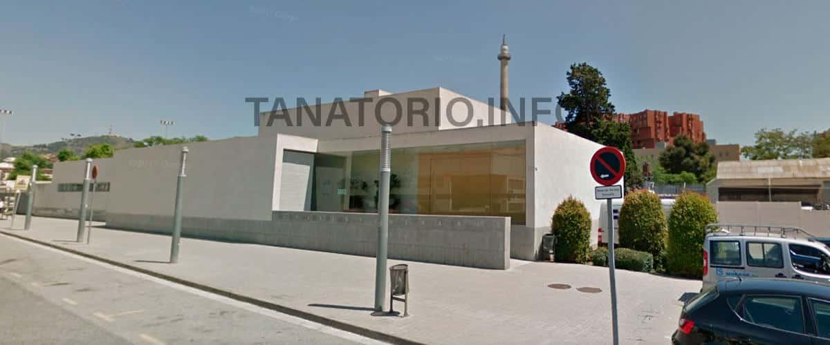 Como llegar alTanatorio Sant Just Desvern en Barcelona