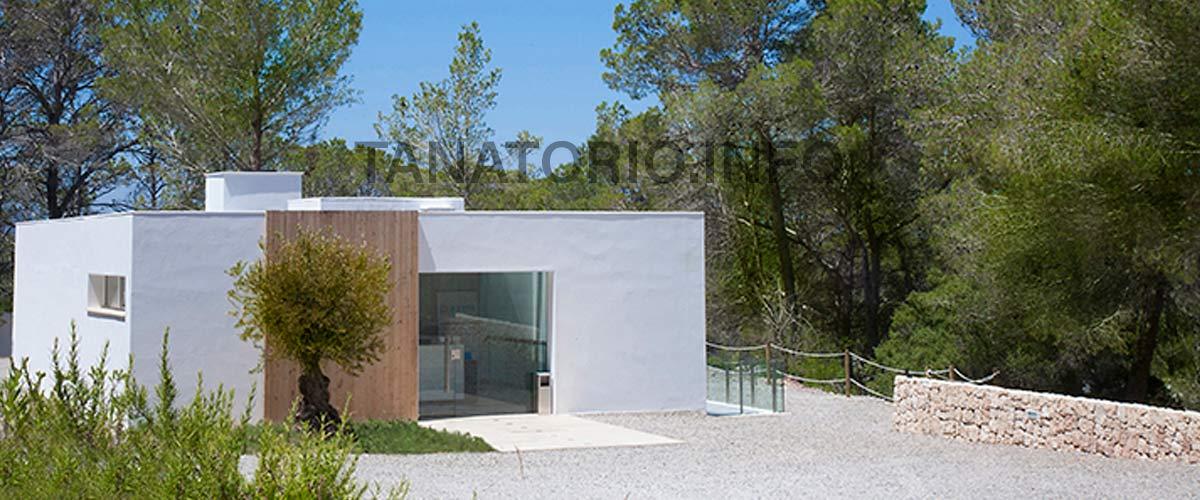 Crematorio Ibiza AURENS Santa Eularia eivissa