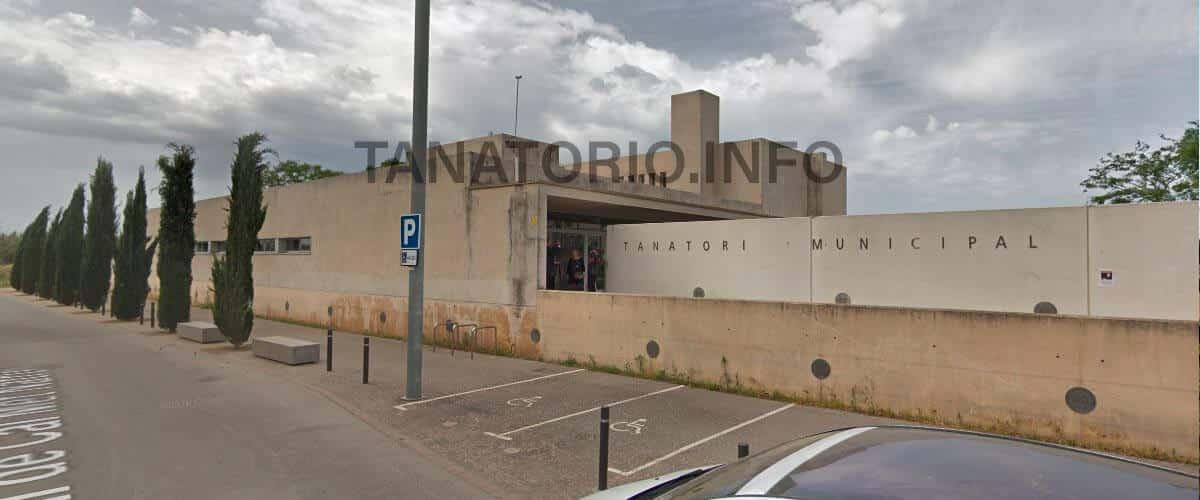 como llegar al Tanatorio municipal El Prat de Llobregat