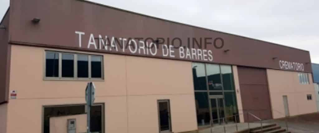 tanatorio barres