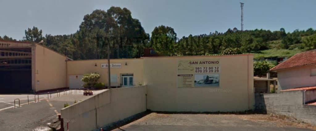 Tanatorio San Antonio Laxe