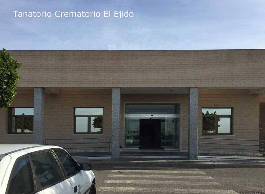 Crematorio El Ejido