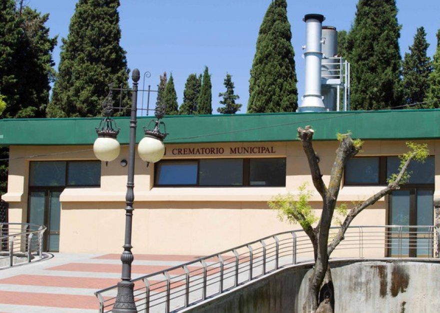 Crematorio de Logroño