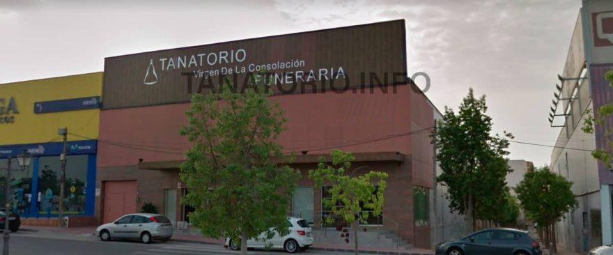 TANATORIO DE MOLINA DE SEGURA