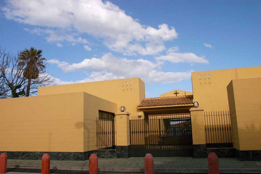 Tanatorio – Cementerio de San Miguel