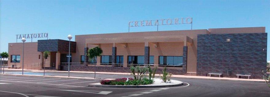 Tanatorio – Crematorio Roquetas de Mar