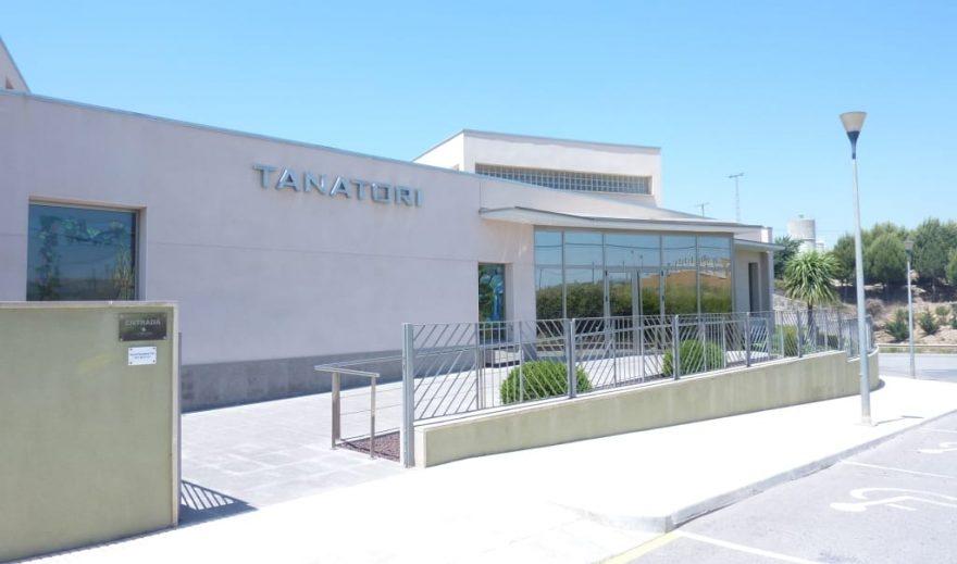 Tanatorio De Montblanc