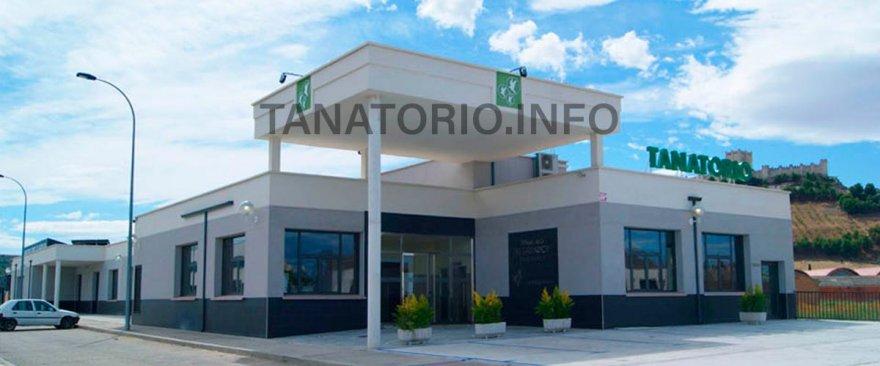 Tanatorio El Salvador de Peñafiel