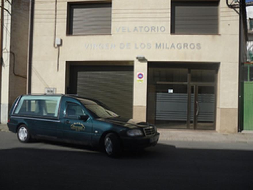 Tanatorio-Funeraria Virgen De Los Milagros