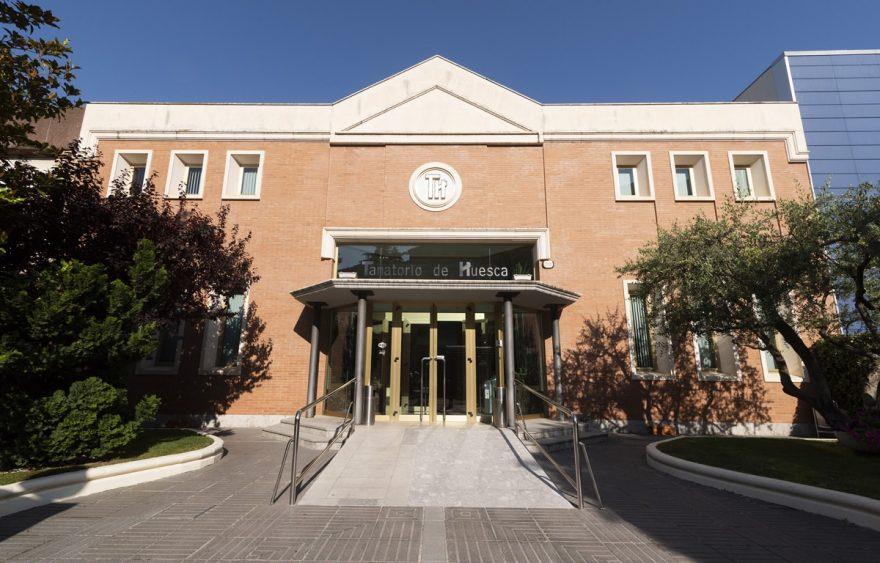 Tanatorio Huesca