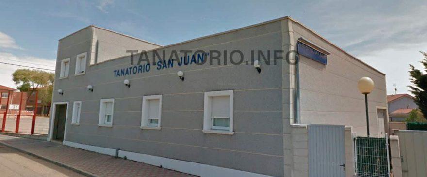 Tanatorio Medina de RioSeco