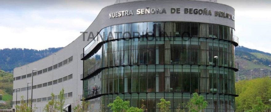 Tanatorio Nuestra Señora de Begoña Bilbao