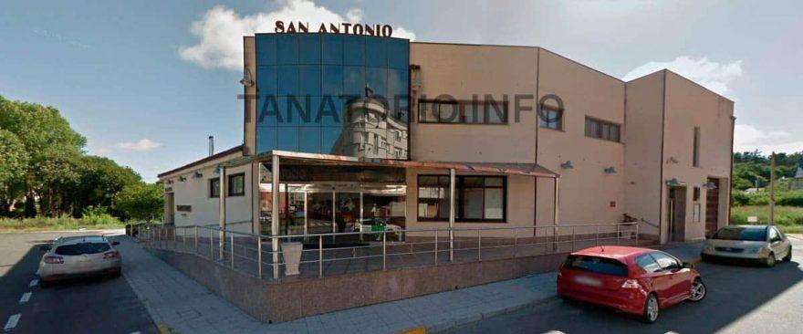 Tanatorio San Antonio Carballo