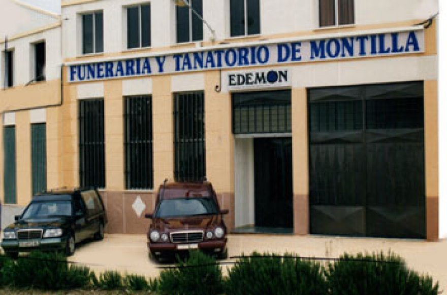 Tanatorio de Montilla