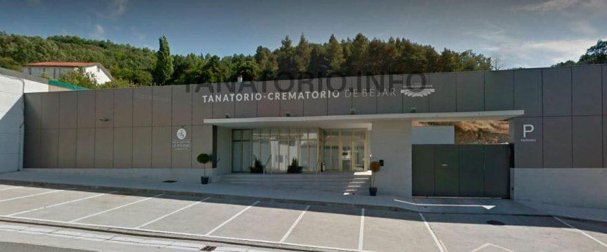 tanatorio crematorio de bejar