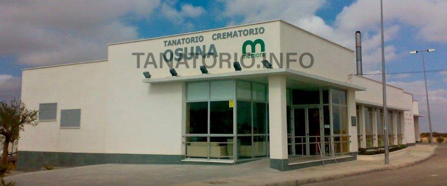 tanatorio crematorio de osuna