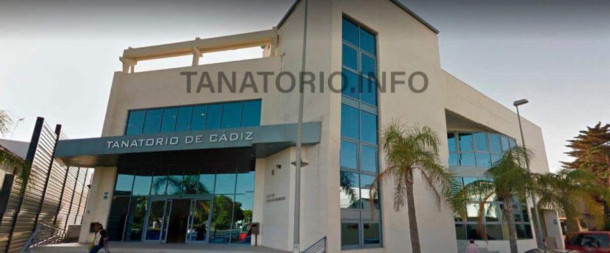 tanatorio municipal de Cadiz ASV